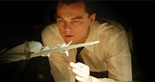 DiCaprio O Aviador