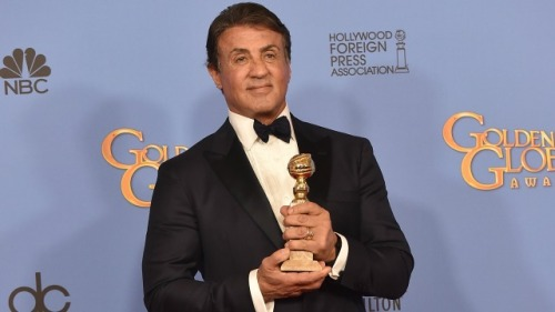 Stallone Golden Globe