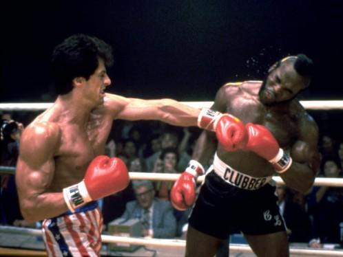 Stallone Rocky 3