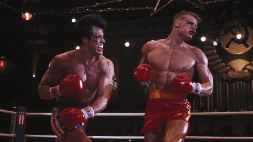 Stallone Rocky 4