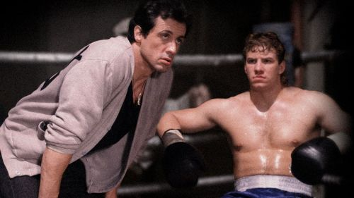 Stallone Rocky 5