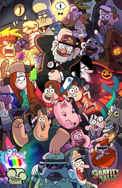Gravity_Falls_Comic-Con_poster